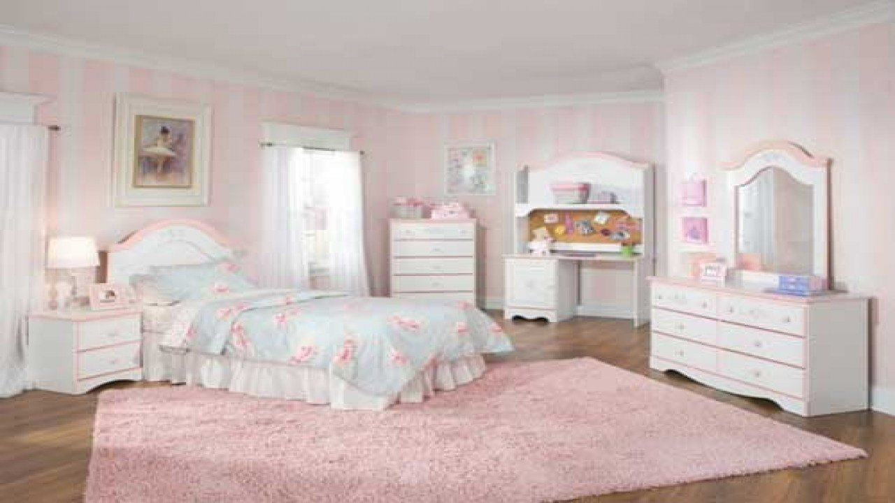 Best Bedroom Ideas With White Furniture Girls White Bedroom With Pictures