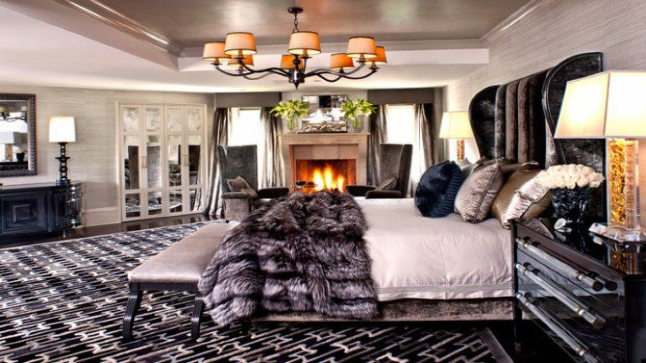 Best Master Bedroom Beds Kris Jenner New House Decor Kris With Pictures