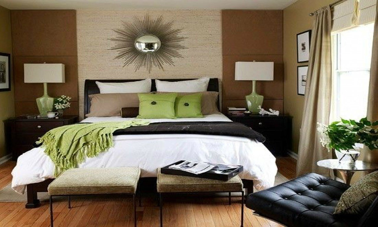 Best Green And Brown Bedroom Black White And Tan Bedroom Ideas With Pictures