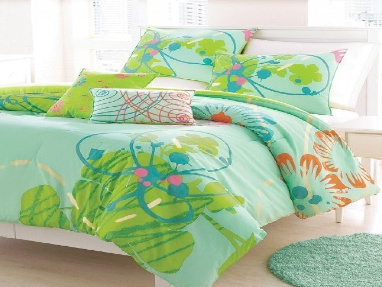 Best Turquoise And Lime Green Bedroom Turquoise And Lime Green With Pictures