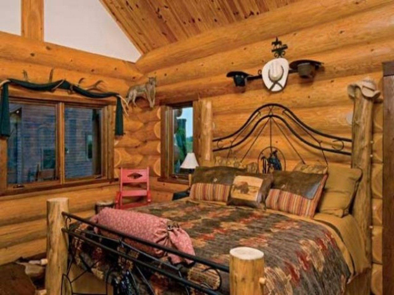 Best Country Style Bedroom Furniture Sets Western Theme With Pictures