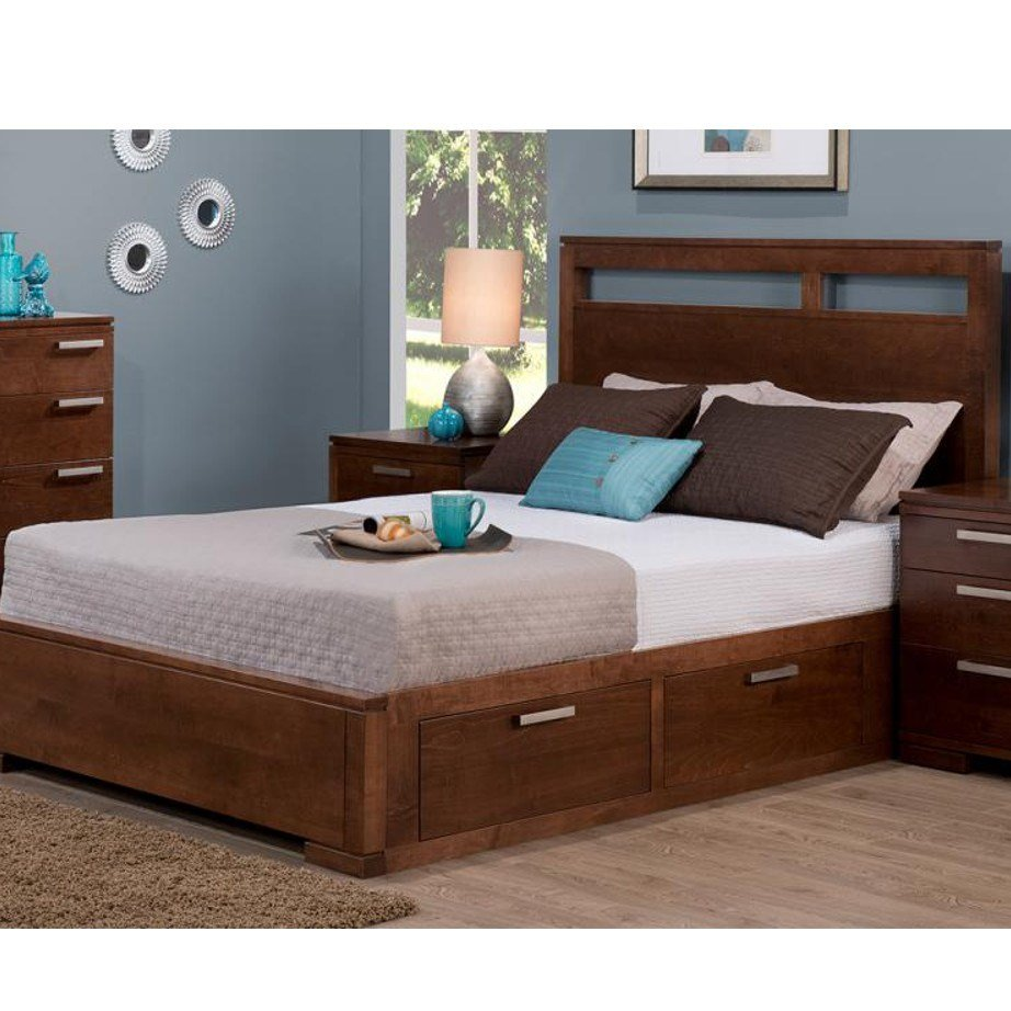 Best Cordova Bed Home Envy Furnishings Solid Wood Furniture Store With Pictures