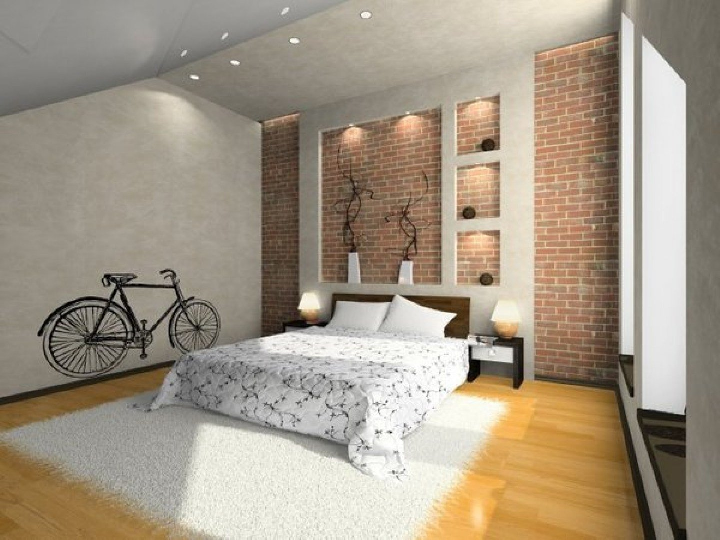 Best 20 Awesome Wallpaper Designs For Bedroom With Pictures