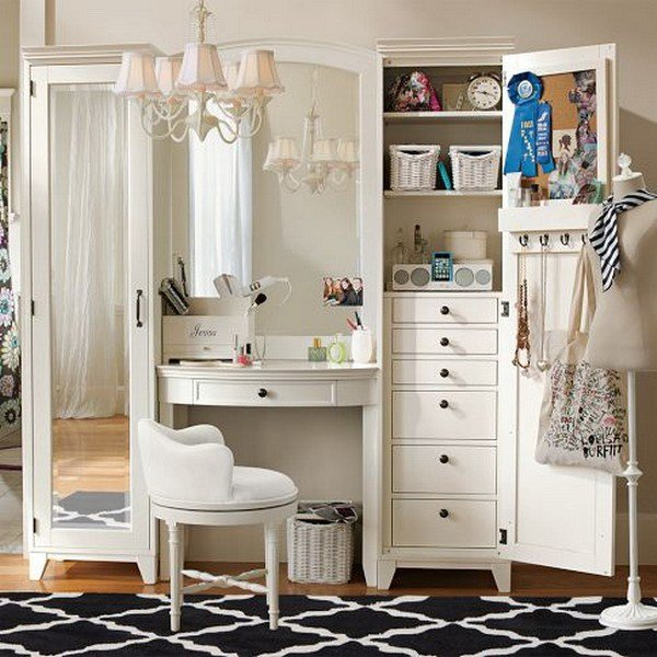 Best 15 Stylish Vanity Tables With Pictures