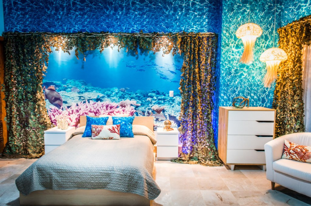 Best The Most Amazing Aquarium Bedrooms That Will Astonish You With Pictures