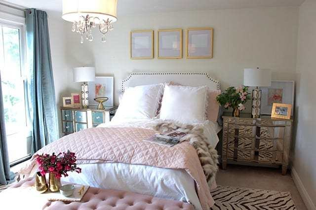 Best 39 Amazing And Inspirational Glamour Bedroom Ideas The With Pictures