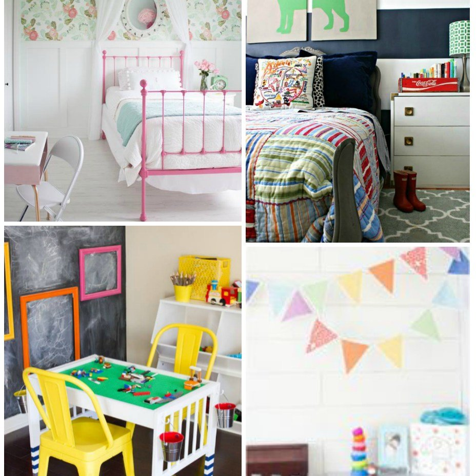 Best 13 Amazing Kids Bedrooms The Diy Village With Pictures