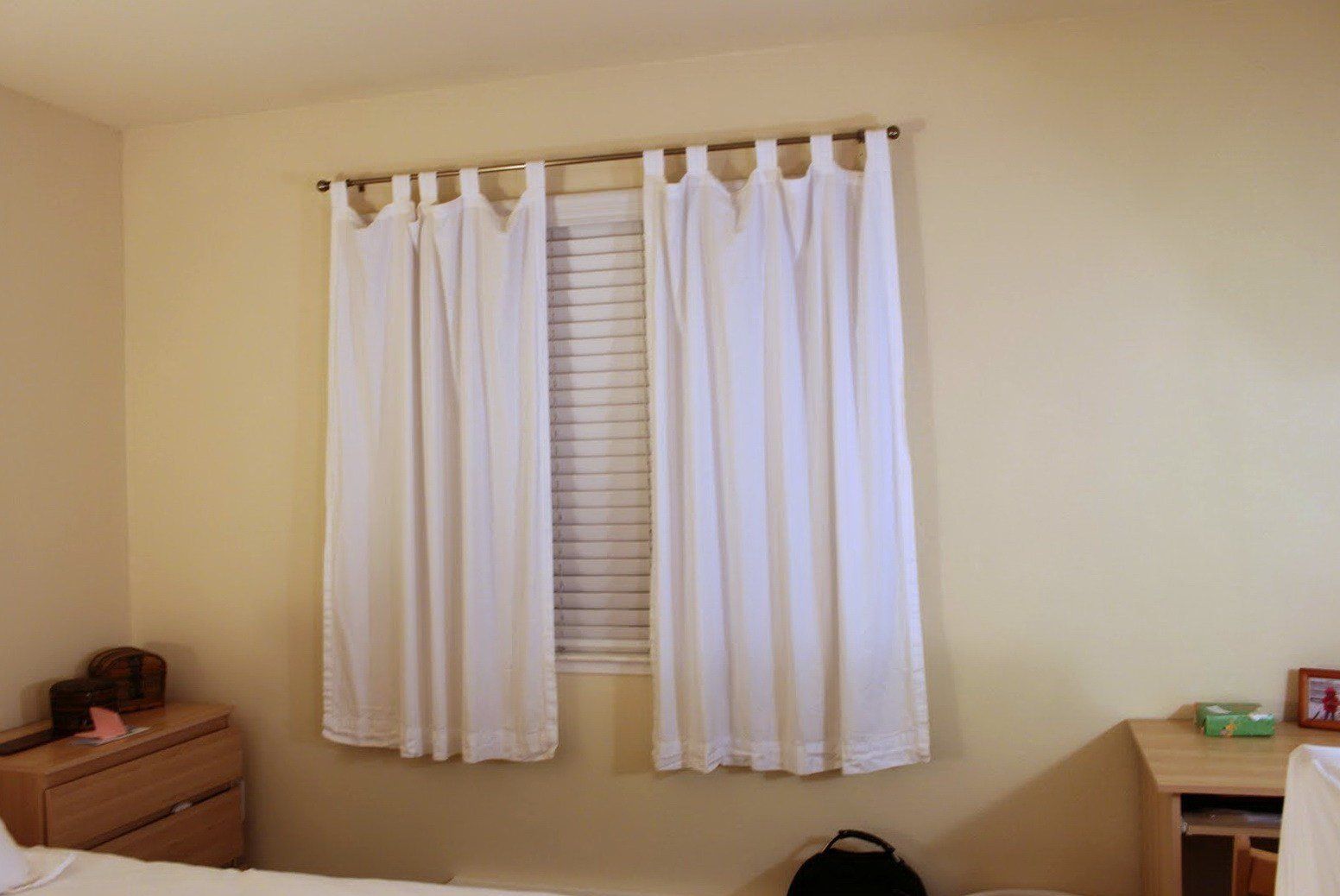 Best Short Curtains For Bedroom Windows Home Design Ideas With Pictures