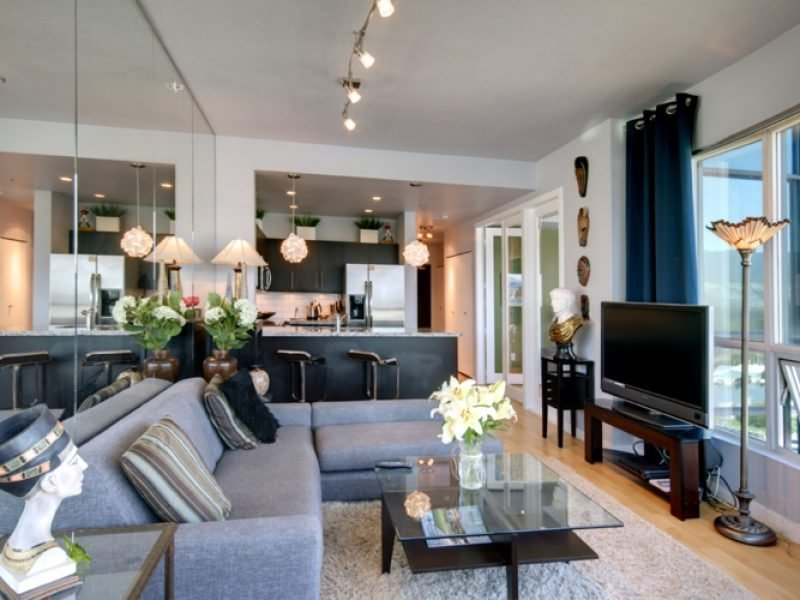 Best Downtown Vancouver Condo For Rent In Coal Harbour At With Pictures
