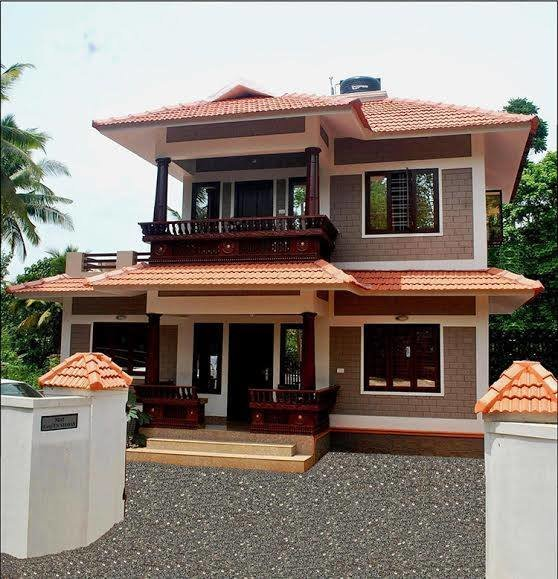 Best 1100 Square Feet 3 Bedroom Traditional Kerala Style Double With Pictures