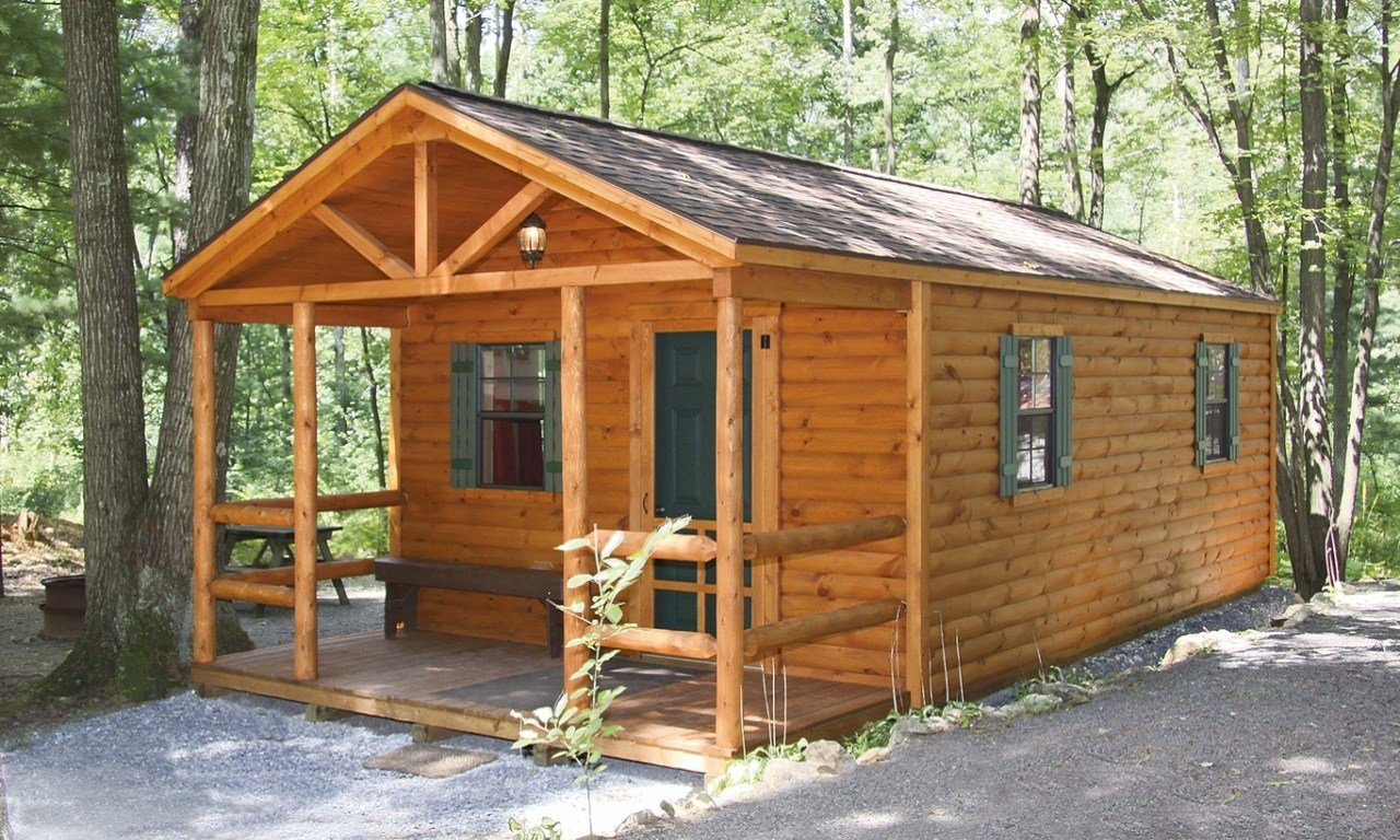 Best Prefab Hunting Cabins Hunting Cabin Kits 2 Bedroom Log Cabins Treesranch Com With Pictures