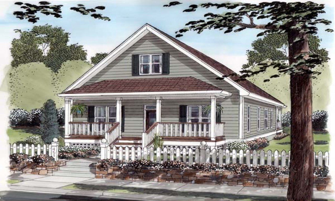 Best Small Two Bedroom House Plans Small Cottage House Plans With Pictures