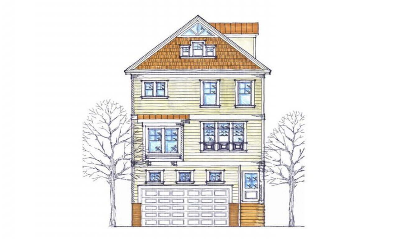 Best Narrow One Bedroom House Plans 3 Story Narrow Lot House With Pictures