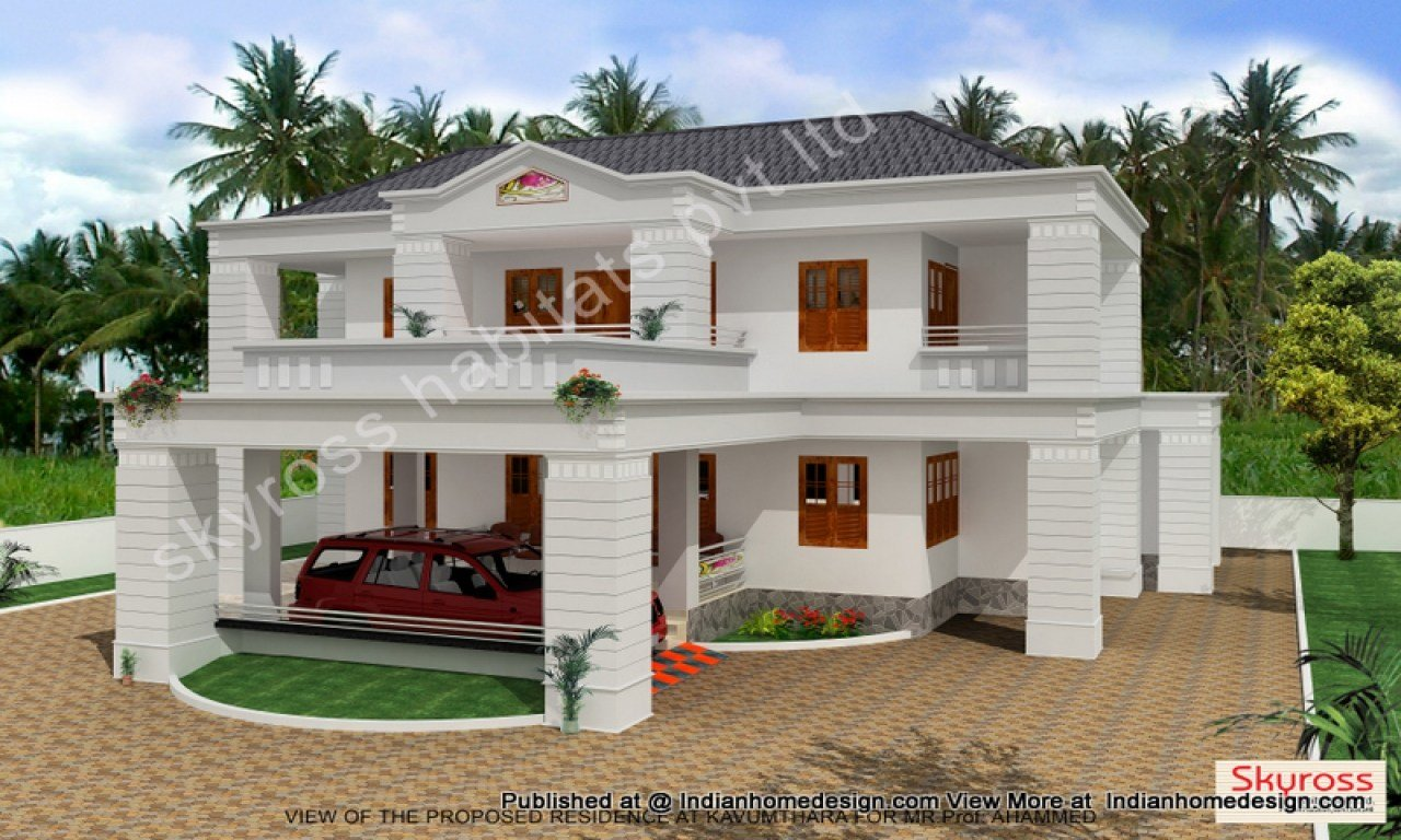 Best Kerala 3 Bedroom House Plans House Plans Kerala Home With Pictures
