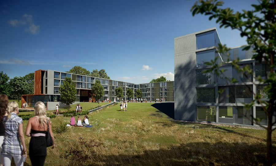 Best University Of Warwick Building Bluebell Views Student With Pictures