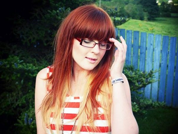 Free 45 Graceful Two Tone Hair Color Ideas For Various Hairstyles Wallpaper