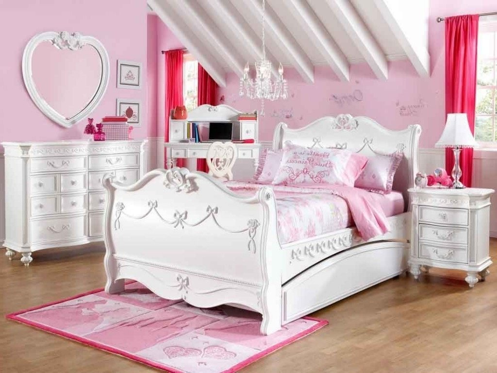 Best Lil Girls Bedroom Sets Cute Girl Toddler Bed Ideas All With Pictures