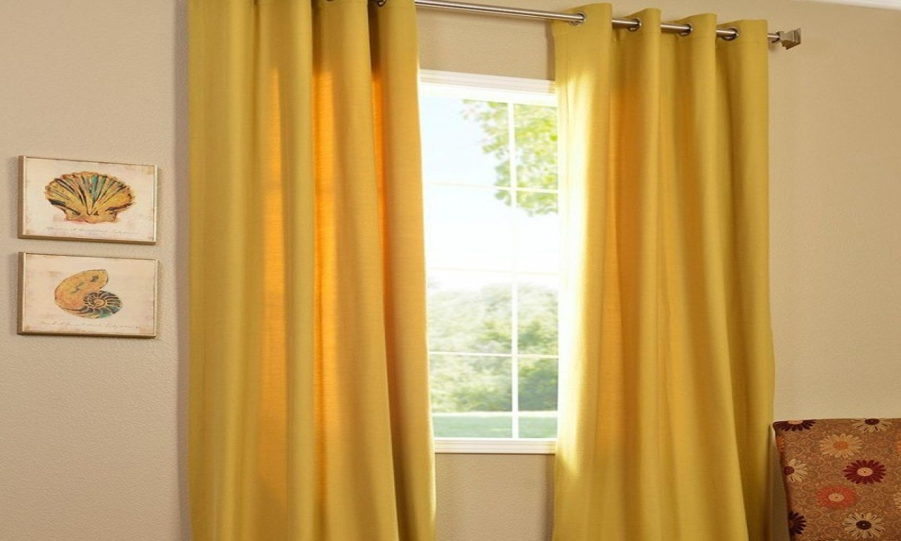 Best Target Sheer Curtains Yellow Curtain Panels Target With Pictures