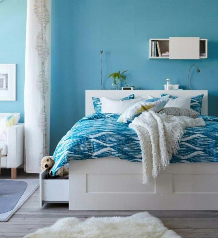 Best Bedroom In Blue – 50 Blue Sleeping Areas Sleeping And Recreation – Fresh Design Pedia With Pictures