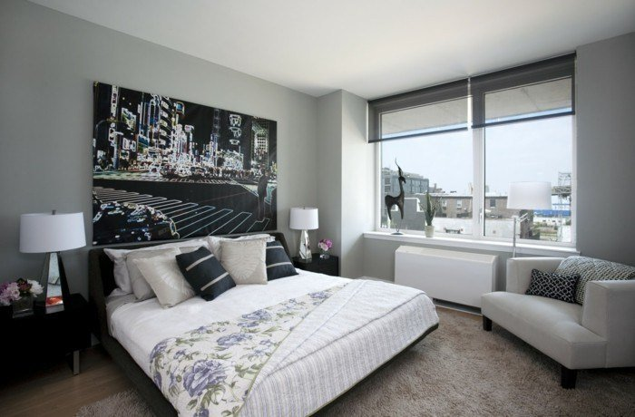Best Bedroom In Gray 88 Bedrooms With Significant Presence Of Gray With Pictures