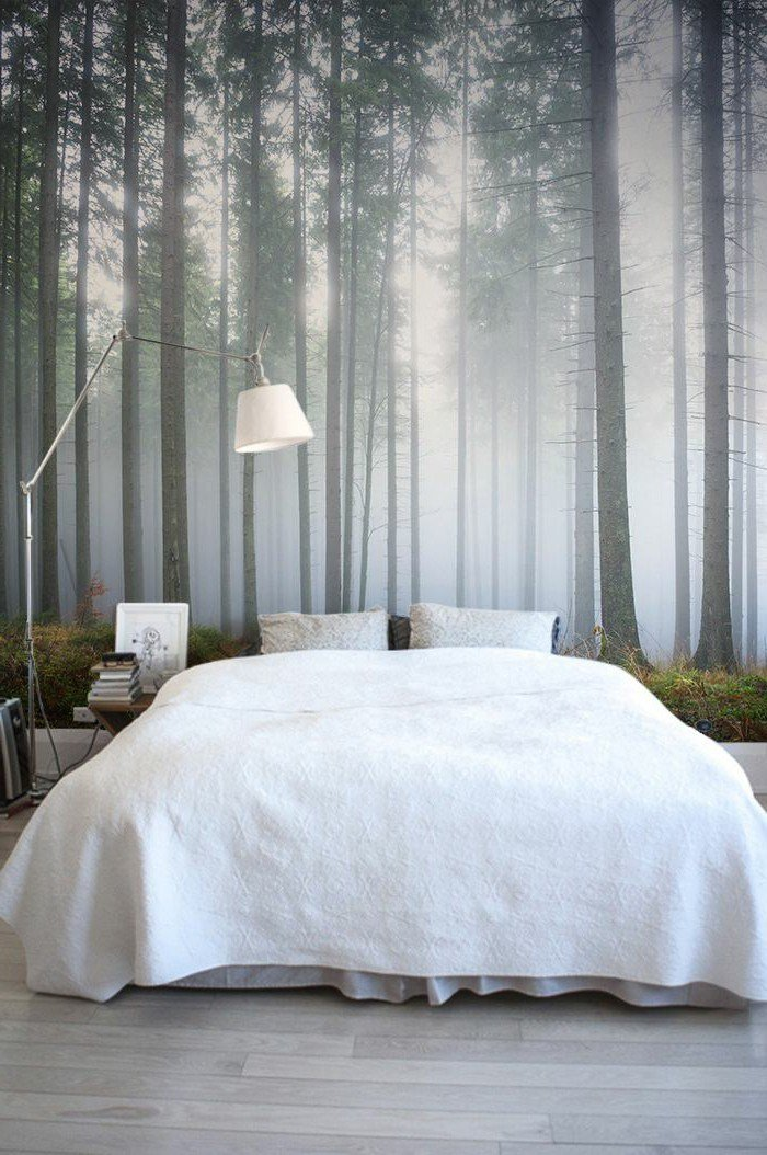 Best Bedroom Wallpaper Ideas – Like Wallpaper The Bedrooms Look With Pictures