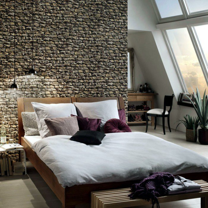 Best Bedroom Wallpaper Ideas – Like Wallpaper The Bedrooms Look To Influence – Fresh Design Pedia With Pictures