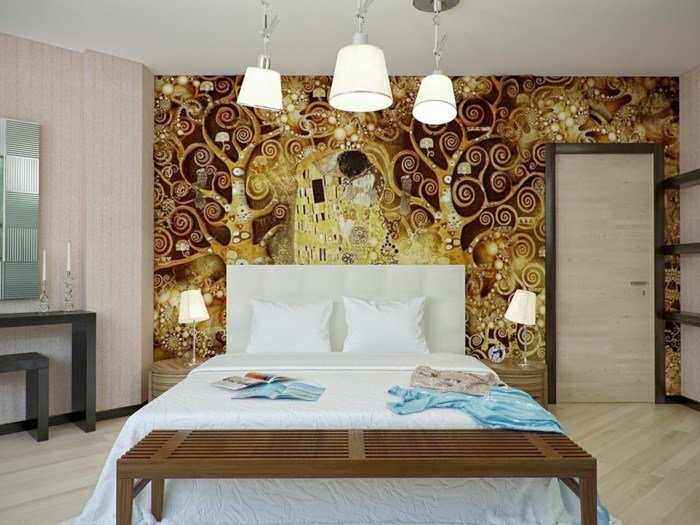 Best Unusual Wallpapers Make Rooms Appear Full Of Character – Fresh Design Pedia With Pictures