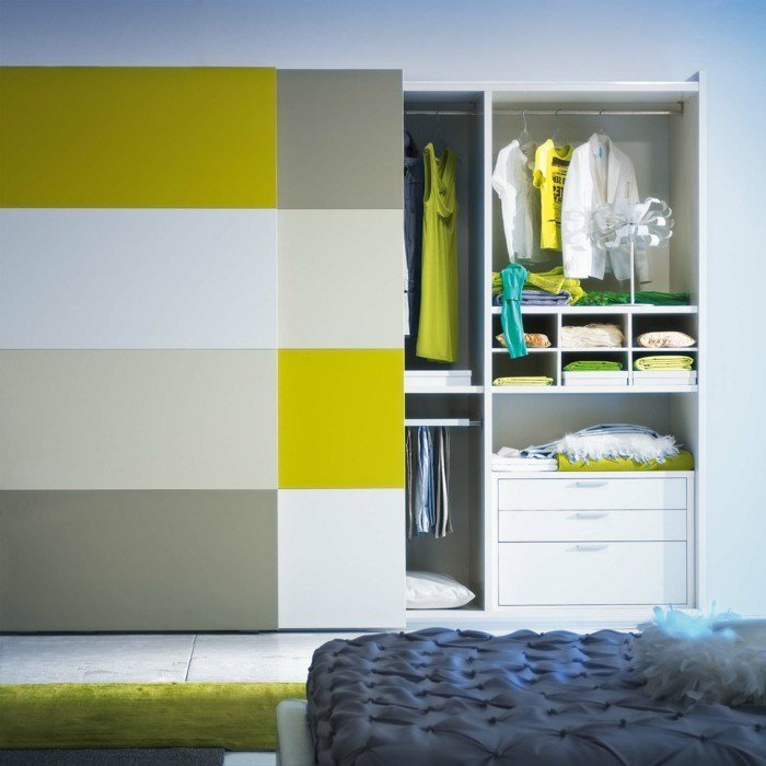 Best Wardrobe With Sliding Doors – 55 Modern Wardrobes For With Pictures