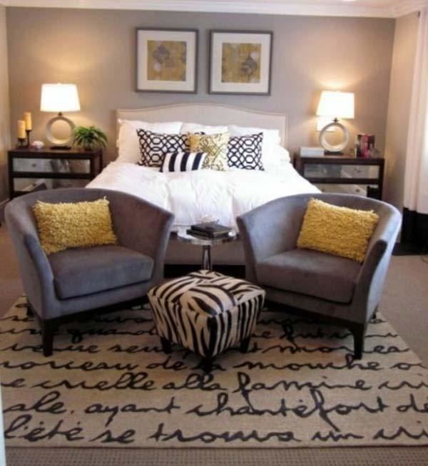 Best 30 Fascinating Bedroom Ideas With Pictures