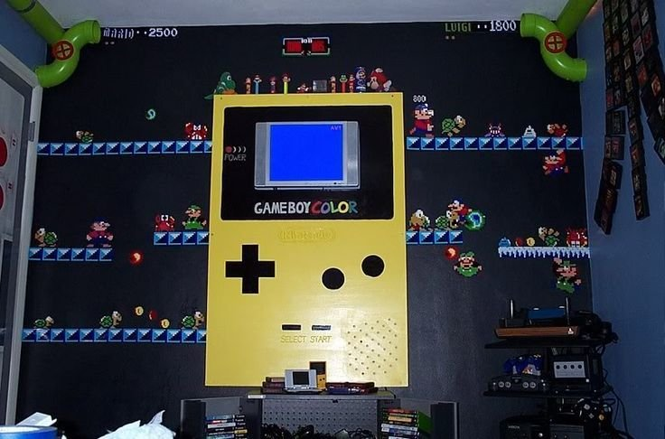 Best 10 Real Life Video Game Room Decors That Ll Amaze You With Pictures