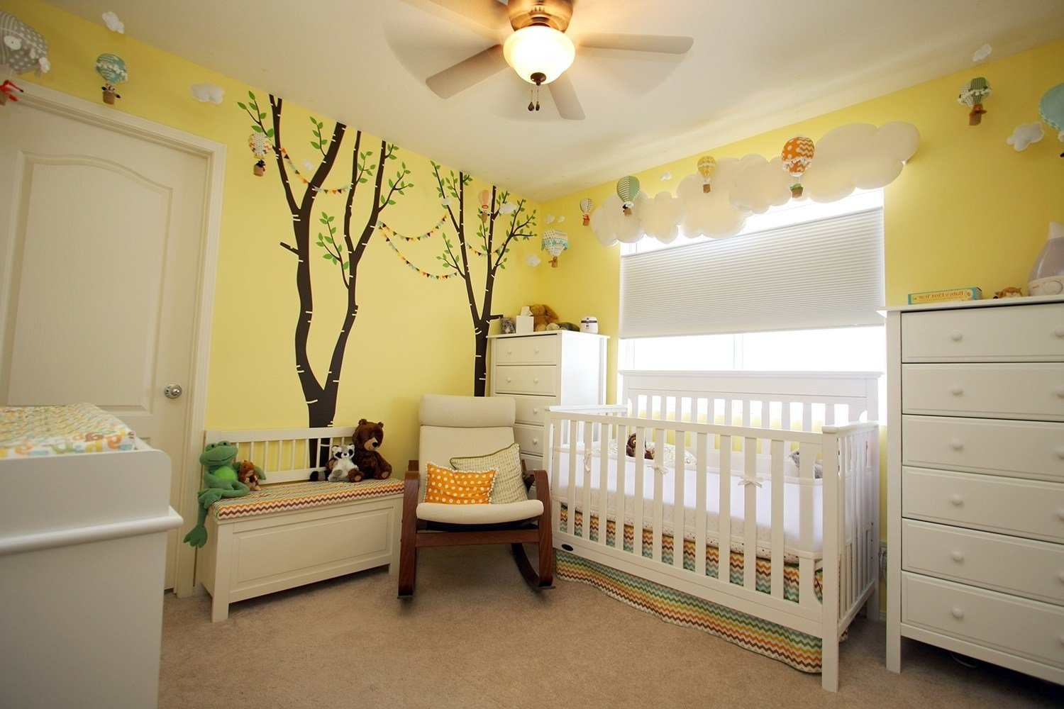 Best 49 Colour For Baby Room 18 Baby Girl Nursery Ideas With Pictures