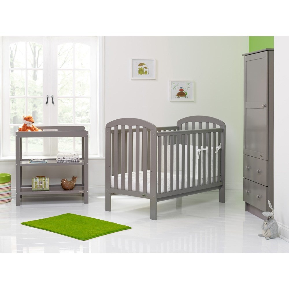 Best Obaby Lily Furniture Set In Taupe Grey Babies R Us Babies With Pictures