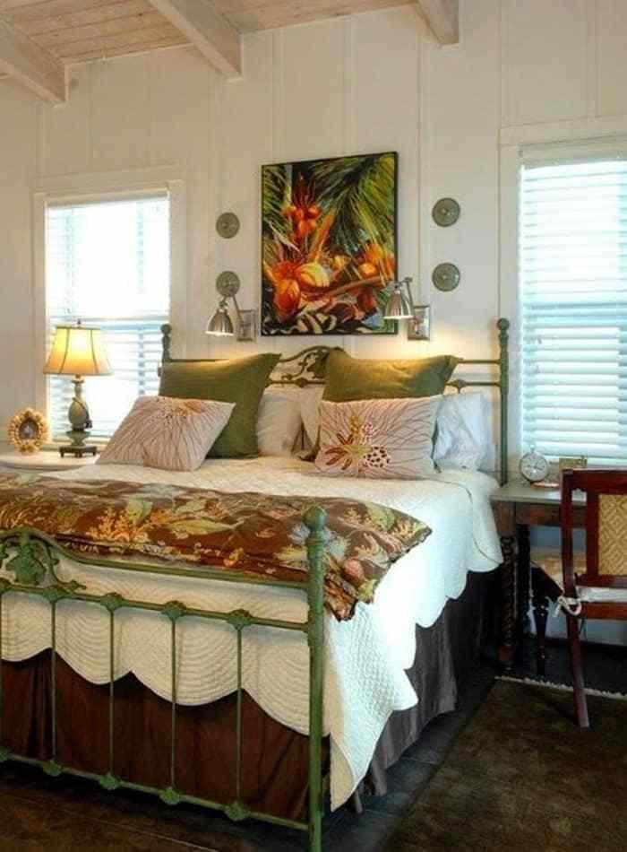 Best Tropical Palm Tree Bedroom Bedding Wearefound Home Design With Pictures
