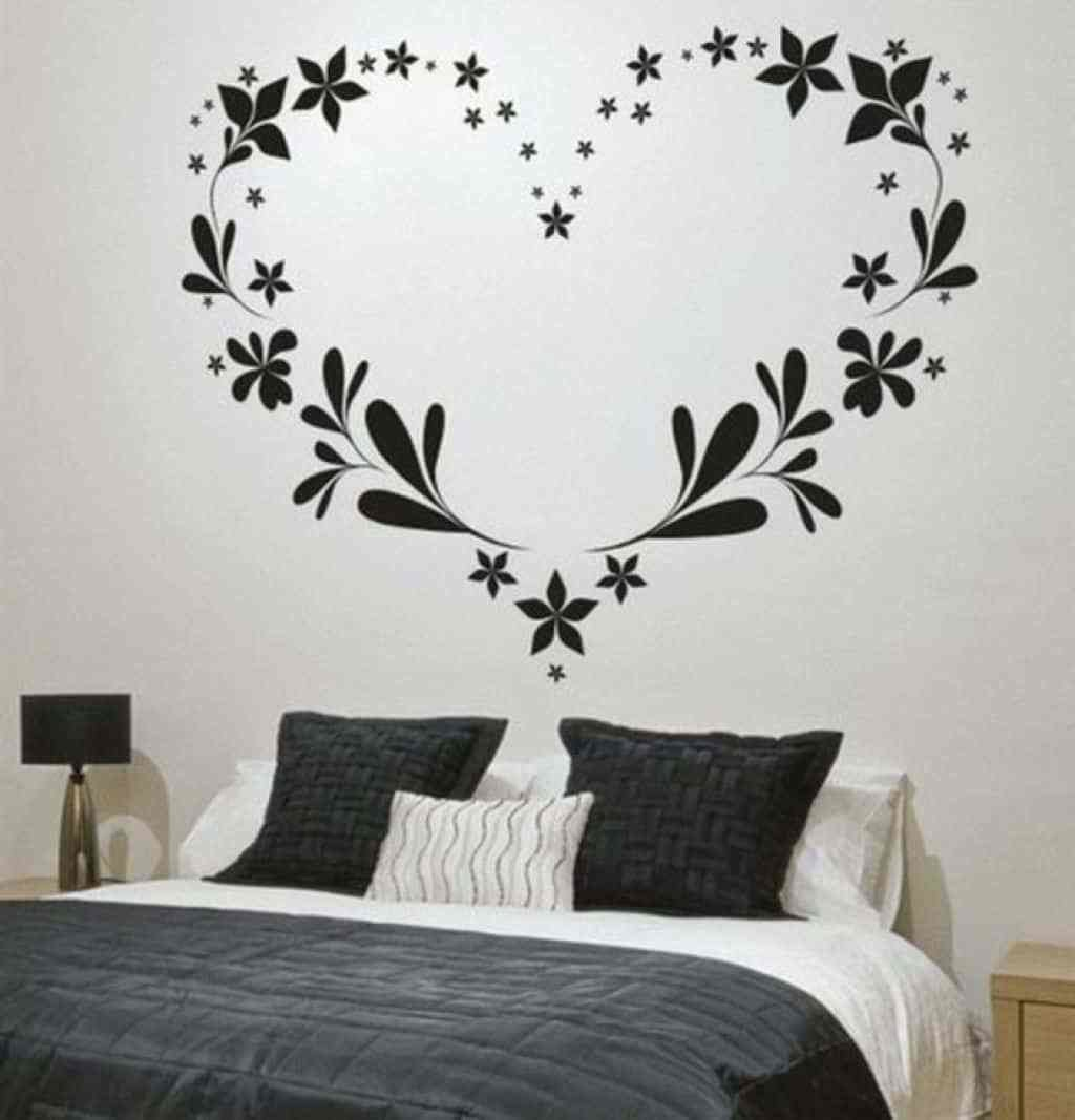Best Different Types Of Bedroom Wall Stickers Wearefound Home Design With Pictures