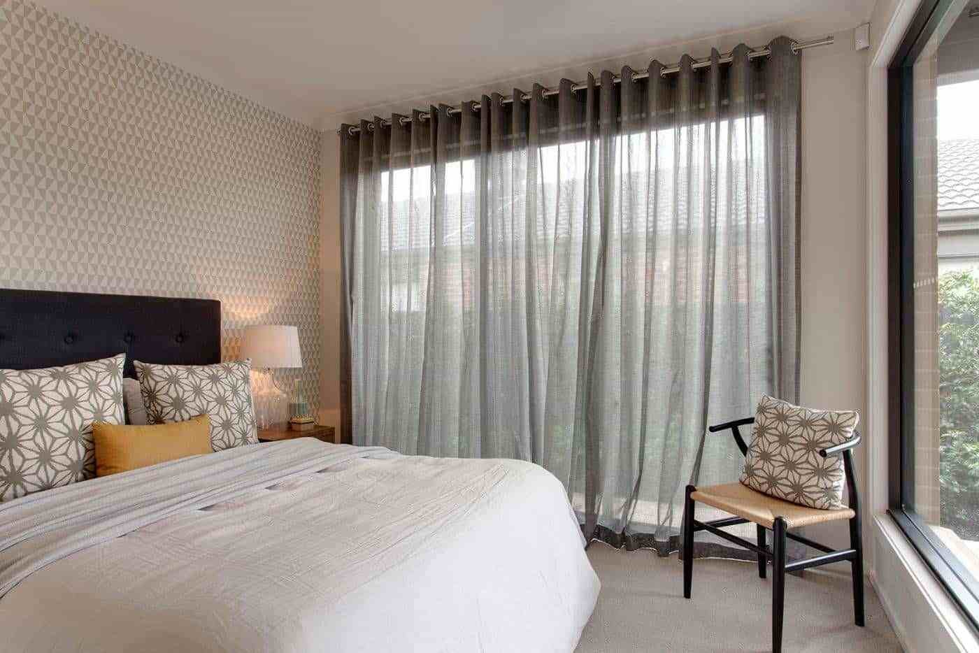 Best The Length Of Sheer Curtains Wearefound Home Design With Pictures
