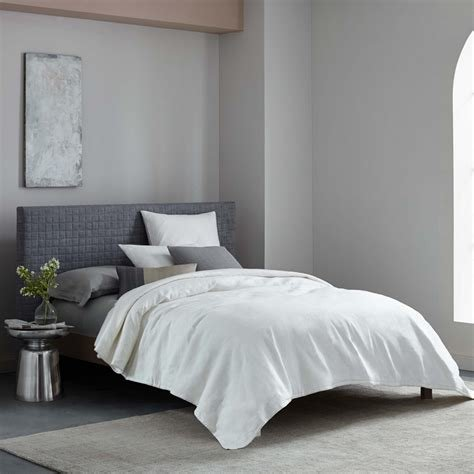 Best Quilted Headboard West Elm Au With Pictures
