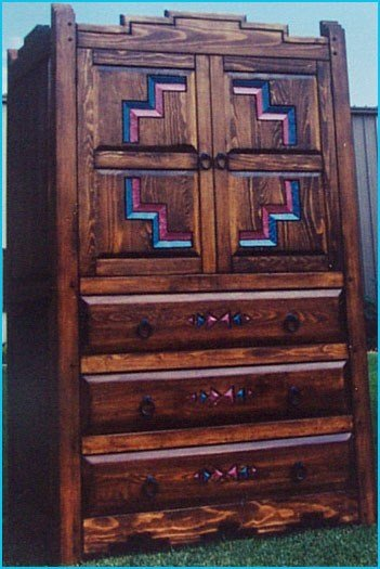 Best Anasazi Southwestern Bedroom Furniture Collection With Pictures