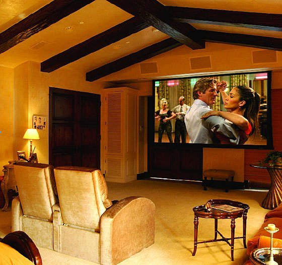 Best 7 Awesome Bedroom Home Theater Setups Hooked Up Installs Chicago S Professional Home With Pictures