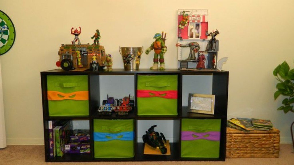 Best Teenage Mutant Ninja Turtles Bedroom Ideas Ikea Decora With Pictures