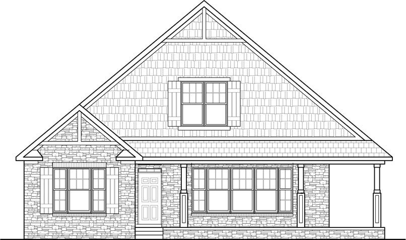 Best Stone Cottage House Floor Plans 2 Bedroom Single Story With Pictures