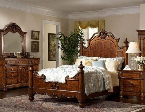 Best Victorian Themed Bedroom – Interior Designing Ideas With Pictures