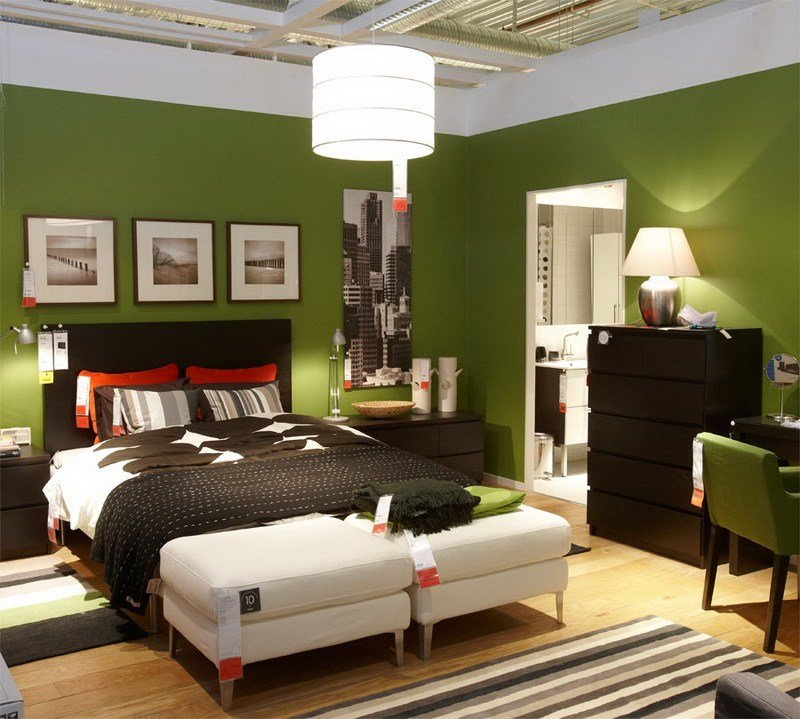 Best How To Decor Room In Green Color Interior Designing Ideas With Pictures