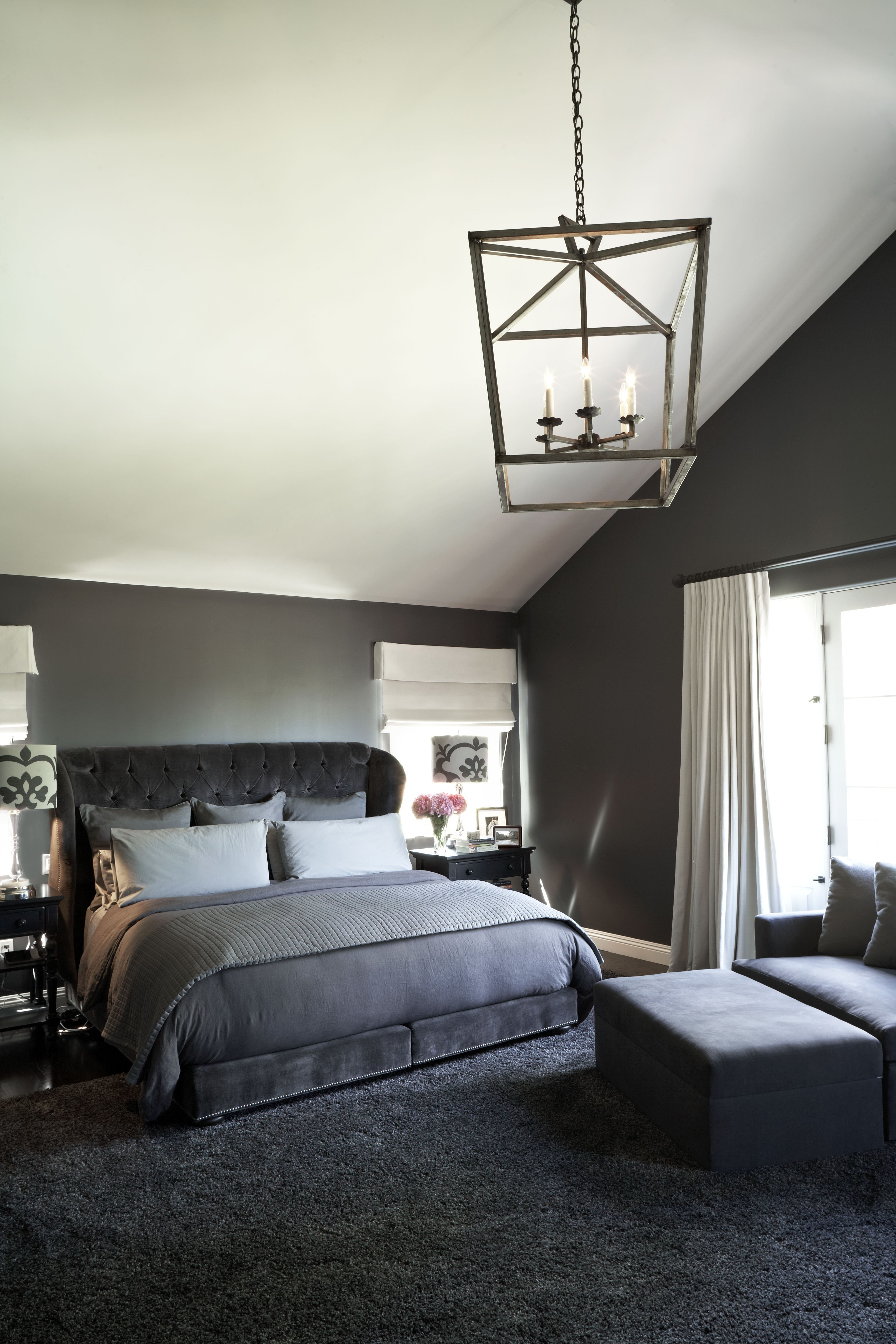 Best Masculine And Contemporary Masculine Bedroom Interiors With Pictures