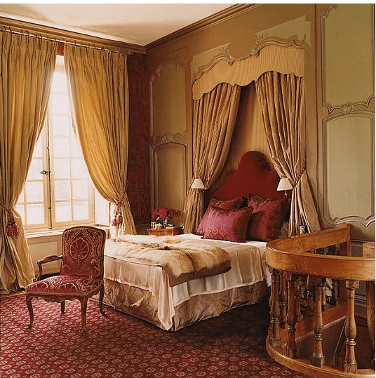 Best Cool Red Black And Gold Bedroom Designs 27 For Your With Pictures