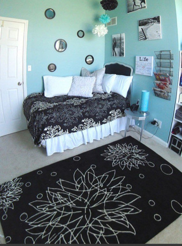 Best 16 Ideas To Use Black And White Rugs In A Kids Room Kidsomania With Pictures