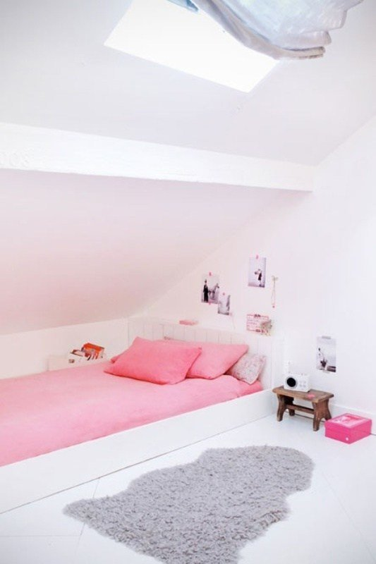 Best 10 Simple And Fresh Design Ideas For T**N Girl's Bedroom With Pictures