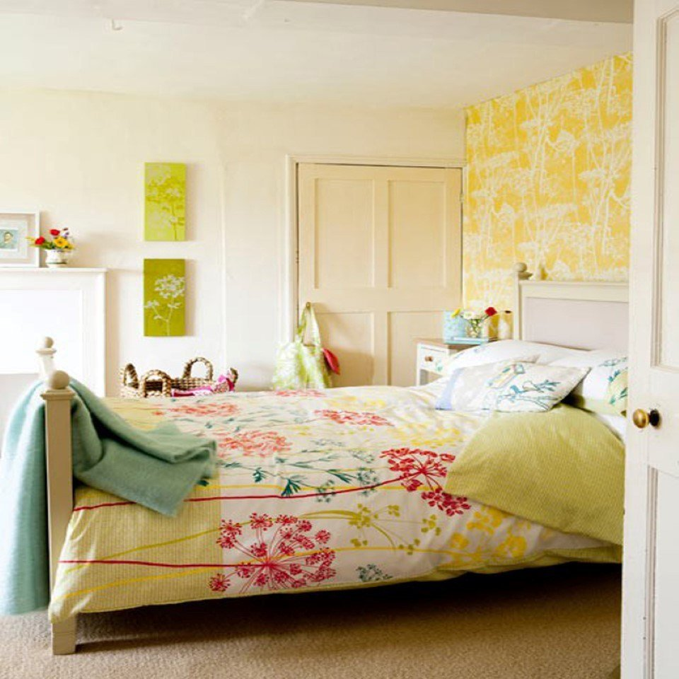 Best Decorating Cute Bedroom Ideas With Nice Color Scheme With Pictures