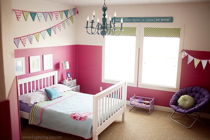 Best Girls Bedroom Makeover With Pictures