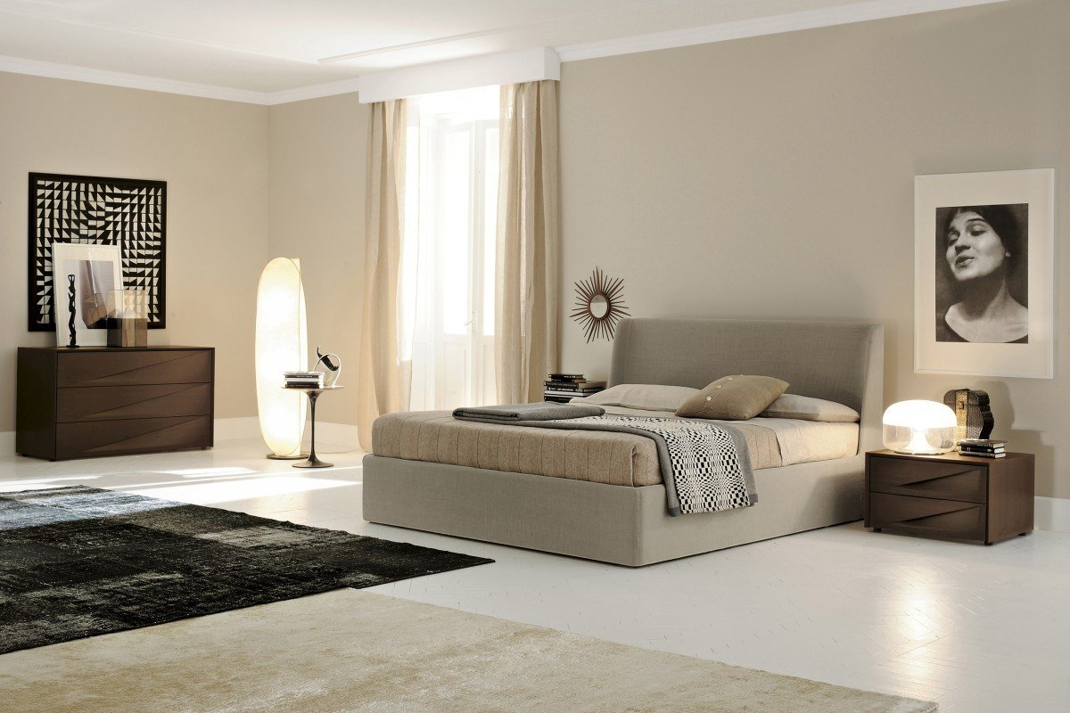 Best Babilon Modern Platform Bed Made In Italy With Pictures