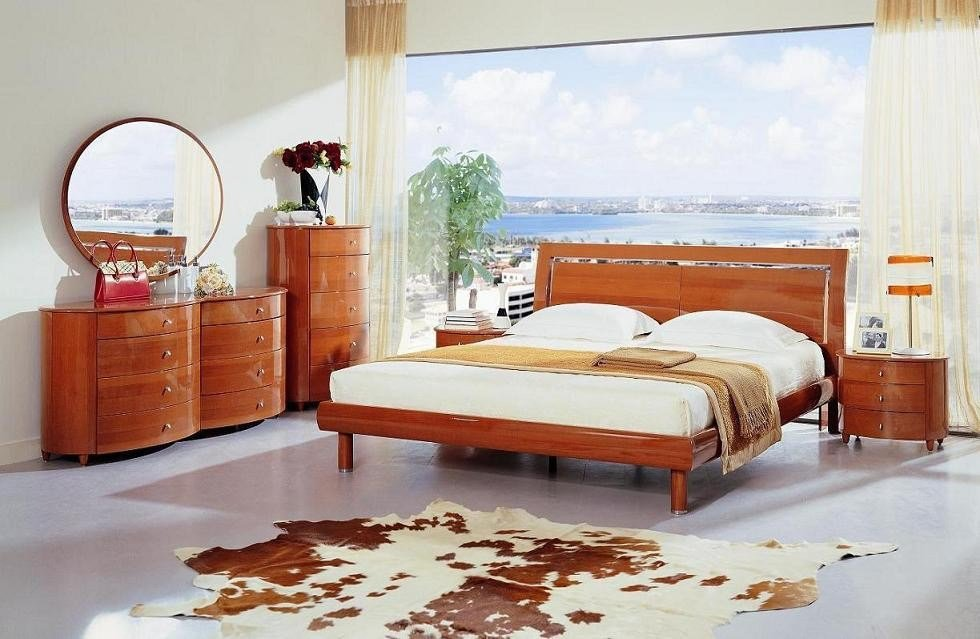 Best Modern Lacquer Bed With Pictures